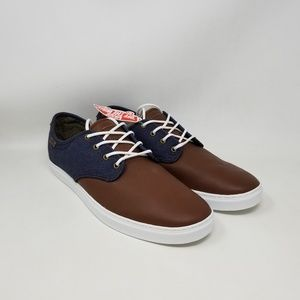 Vans Ludlow Suiting Clash Sneakers Men's Size 13